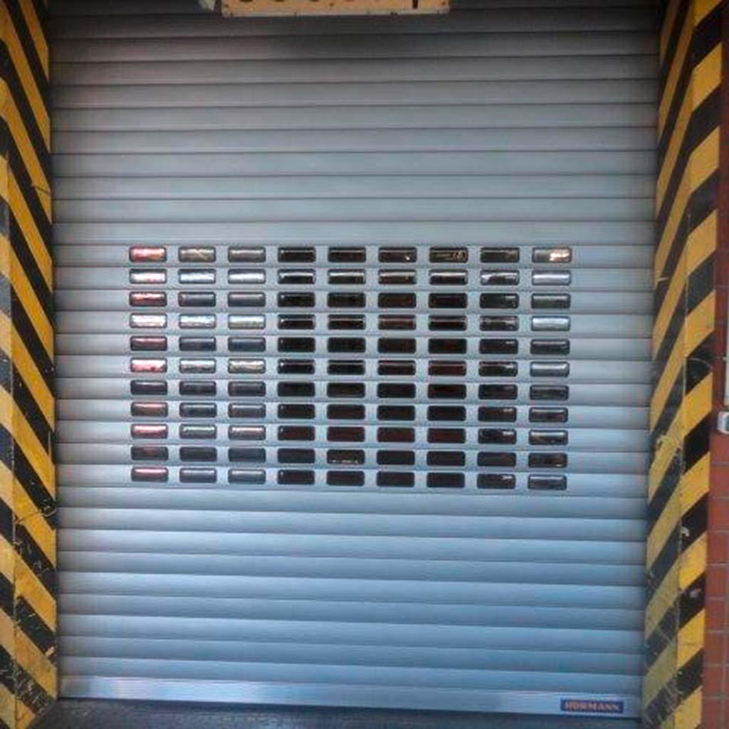 Rolltor Deco außen