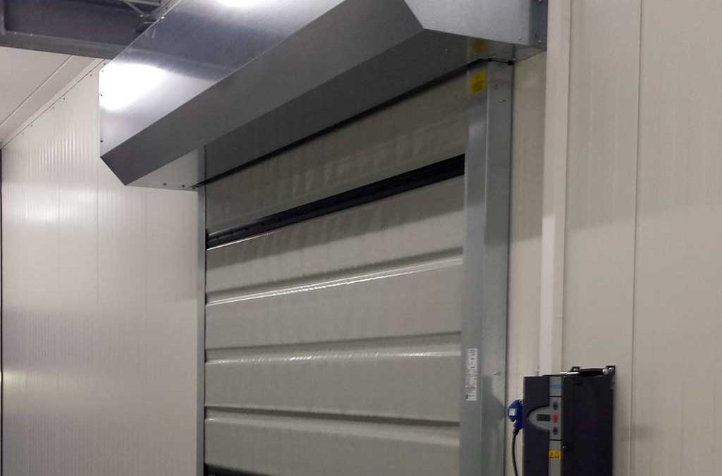 Schnelllauftor S-2012 ISO-L